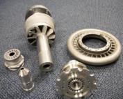 fuel nozzle components