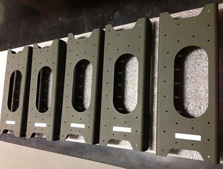 titanium intercostals